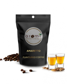 Amaretto - Flavoured Coffee Beans. Fresh Flavoured Coffee For Sale Online | 100% Arabica Aromatic Coffee!