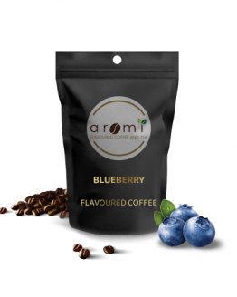 Blueberry - Flavoured Coffee Beans. Fresh Flavoured Coffee For Sale Online | 100% Arabica Aromatic Coffee!