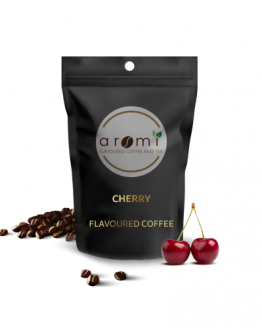 Cherry - Flavoured Coffee Beans. Fresh Flavoured Coffee For Sale Online | 100% Arabica Aromatic Coffee!