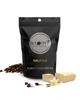 Halavah - Flavoured Coffee Beans. Fresh Flavoured Coffee For Sale Online | 100% Arabica Aromatic Coffee!