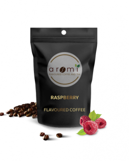 Raspberry - Flavoured Coffee Beans. Fresh Flavoured Coffee For Sale Online | 100% Arabica Aromatic Coffee!