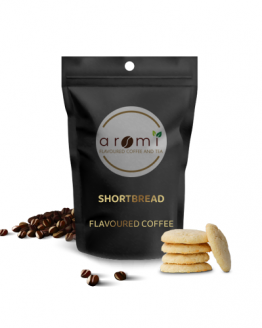 Shortbread - Flavoured Coffee Beans. Fresh Flavoured Coffee For Sale Online | 100% Arabica Aromatic Coffee!