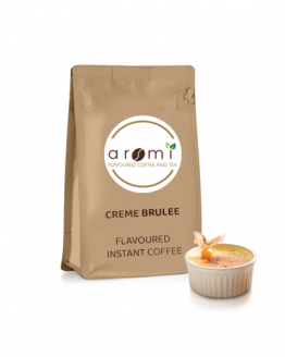 Instant Coffee - Creme Brulee