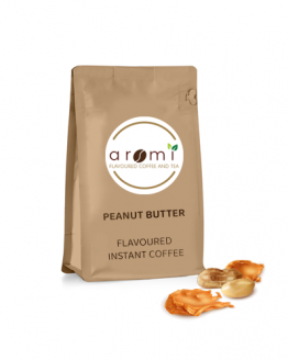 Instant Coffee - Peanut butter