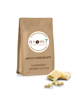 Instant Coffee - White Chocolate