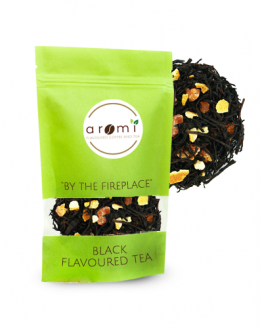 Product Image - Black Flavoured Tea - By the Fireplace