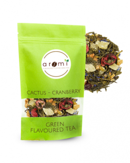 Product Image - Green Flavoured Tea - Cactus - Cranberry