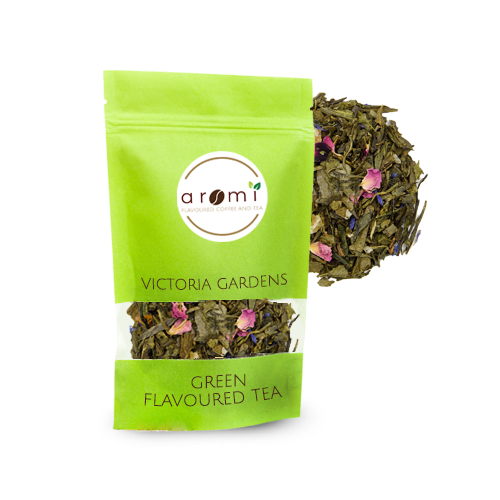 Product Image - Green Flavoured Tea - Victoria Gardens