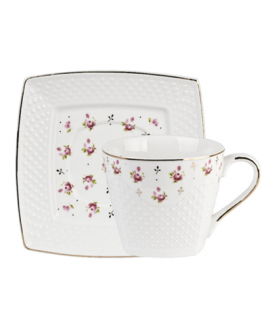 Holly - Cup & Saucer