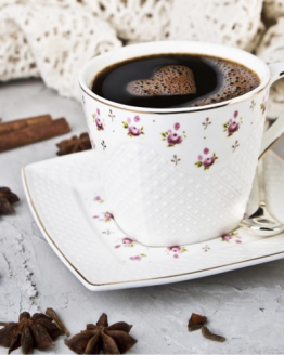 Holly - Cup & Saucer photo